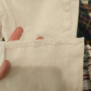 Boden Jeans - Boden white jeans